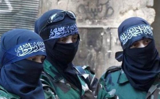 ما الذي يدفع النساء للانضمام الى داعش؟ تعرف على أخطر 7 نساء  Daesh-560-1