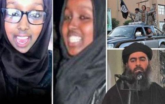 ما الذي يدفع النساء للانضمام الى داعش؟ تعرف على أخطر 7 نساء  Daesh-560-3