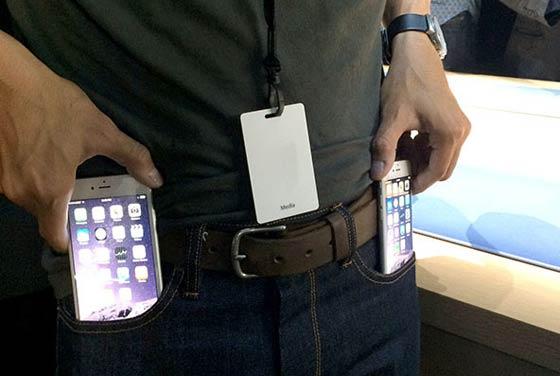 FARFESHplus COM | الهاتف المحمول في جيب البنطلون يؤثر على