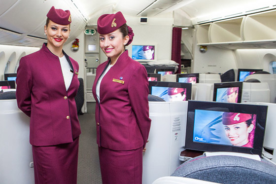 Aviation geek qatar airways cabin crew recruitment event johannesburg - Qatar airways paris office ...