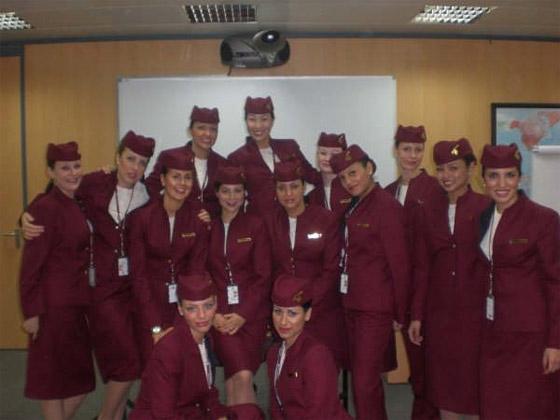 2147e0ca6 الغت شركة الخطوط الجوية القطرية، المدانة من قبل منظمة العمل الدولية بسبب  التمييز، بندا مثيرا للجدل في عقودها ينص على اقالة المضيفات في حال حملهن.