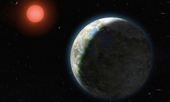 صورة رقم 1 - الاشعة فوق الحمراء تكشف عن حياة في خمسين مجرة خارج الارض