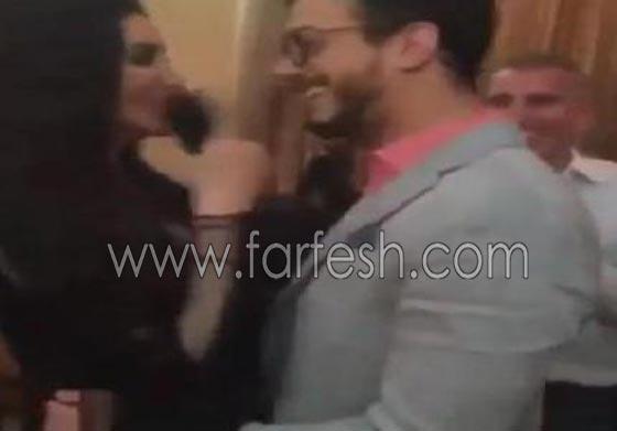 صورة رقم 1 - فيديو سعد المجرد في احضان ميساء مغربي: فضيحة ام صداقة؟
