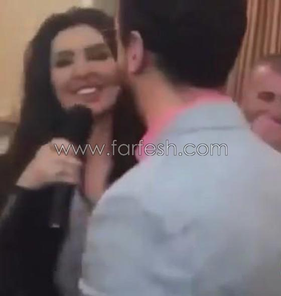صورة رقم 2 - فيديو سعد المجرد في احضان ميساء مغربي: فضيحة ام صداقة؟