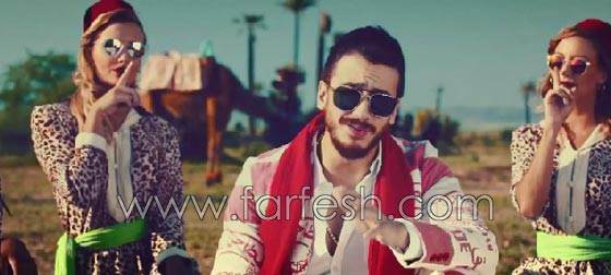 صورة رقم 3 - فيديو سعد المجرد في احضان ميساء مغربي: فضيحة ام صداقة؟