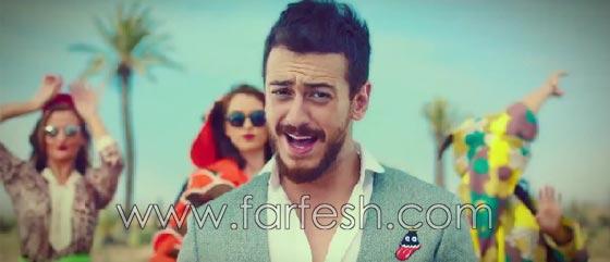 صورة رقم 4 - فيديو سعد المجرد في احضان ميساء مغربي: فضيحة ام صداقة؟
