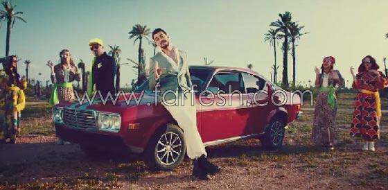 صورة رقم 5 - فيديو سعد المجرد في احضان ميساء مغربي: فضيحة ام صداقة؟