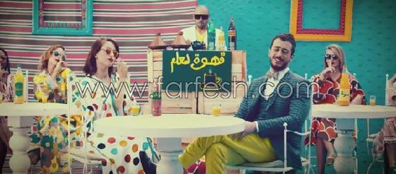 صورة رقم 6 - فيديو سعد المجرد في احضان ميساء مغربي: فضيحة ام صداقة؟
