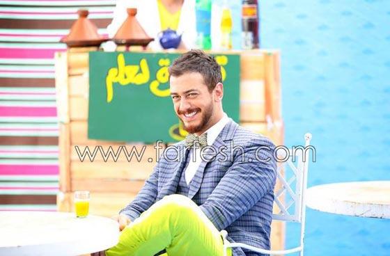 صورة رقم 10 - فيديو سعد المجرد في احضان ميساء مغربي: فضيحة ام صداقة؟