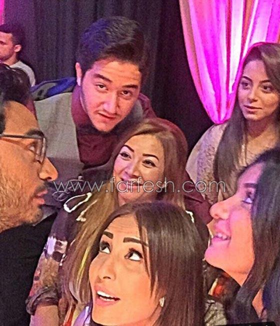 Farfeshplus فرفش بلس صور تامر حسني مع غادة عادل ومحمود حميدة