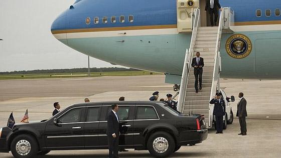 237905cea صورة رقم 10 - بالصور.. طائرة الرئيس الامريكي تكشف عن اسرارها العشرة المدهشة