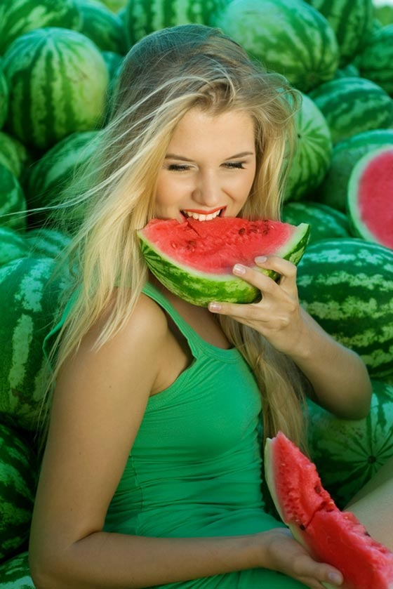 صورة رقم 1 - 8 فوائد لا تعرفها عن فاكهة الصيف المفضلة البطيخ