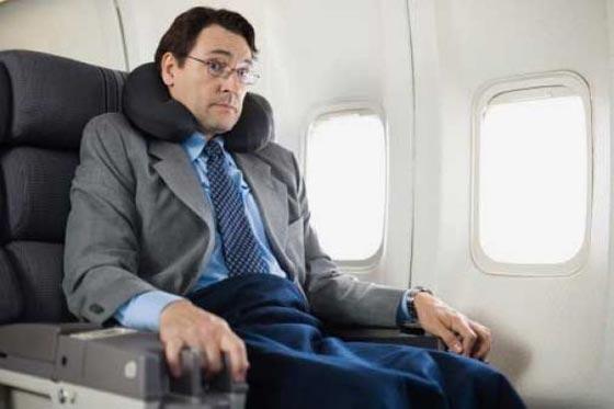 صورة رقم 1 - هل هنالك مبرر للخوف من ركوب الطائرات؟