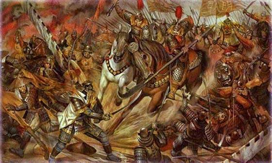 صورة رقم 6 - اشرس 10 حروب في التاريخ حصدت كل واحدة منها ارواح الملايين