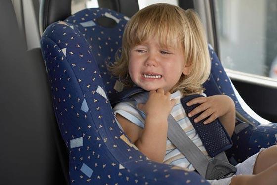 صورة رقم 3 - هل لديك فكرة مبتكرة تضمن عدم نسيان الاطفال داخل المركبات المغلقة؟