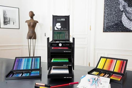صورة رقم 2 - للمصممين والفنانين: صندوق (كارل) من دار شانيل للازياء بـ3000 دولار!