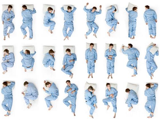 صورة رقم 4 - هذا ما تكشفه وضعية نومك عن شخصيتك..!