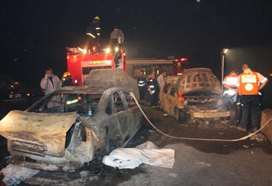 صورة رقم 25 - عجز اسرائيل في مواجهة الحرائق حجب ثقة عن نتنياهو الذي يؤثر النباح على العرب