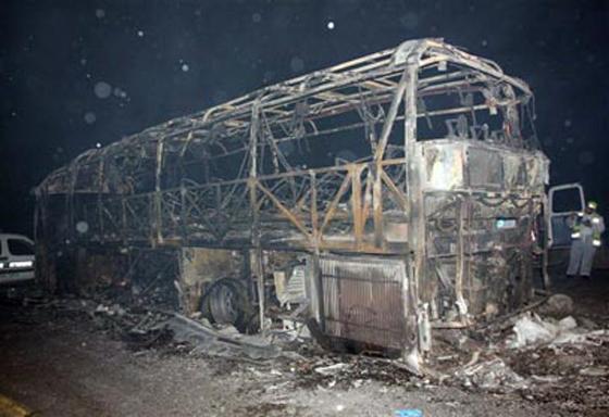 صورة رقم 36 - عجز اسرائيل في مواجهة الحرائق حجب ثقة عن نتنياهو الذي يؤثر النباح على العرب