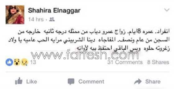 زواج عمرو دياب من دينا الشربيني.. هل تم فعلا بشكل سري؟ صورة رقم 1