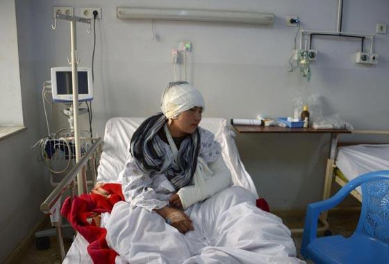 صورة رقم 5 - افغاني يقطع اذني زوجته وآخر يقطع لزوجته انفها