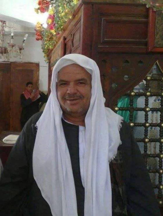 صورة رقم 2 -  اغرب من الخيال: شيخ مصري عاش في قبره 35 يوما بعد دفنه!