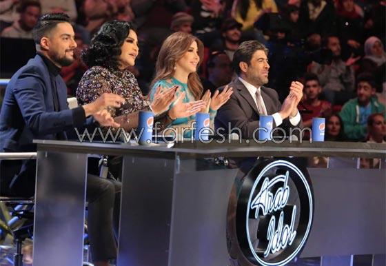 صورة رقم 12 - نتائج عرب ايدول: بحضور اصالة خروج داليا سعيد من مصر