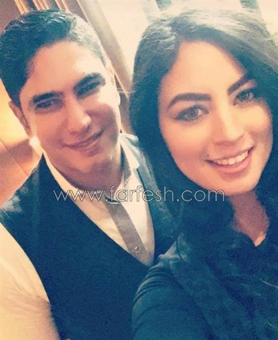 صورة رقم 1 - هل يعيش احمد ابو هشيمة طليق هيفاء وهبي علاقة حب مع ملكة جمال مغربية؟؟
