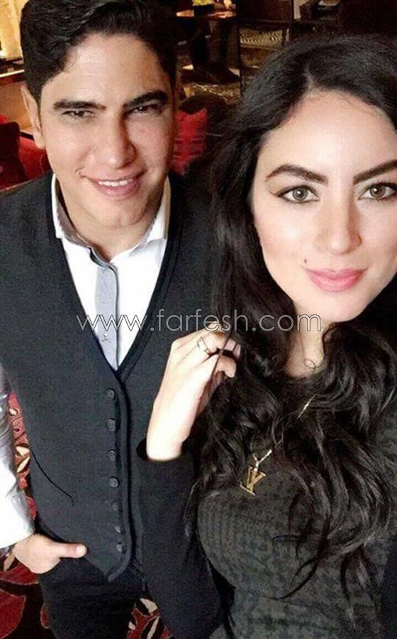 صورة رقم 2 - هل يعيش احمد ابو هشيمة طليق هيفاء وهبي علاقة حب مع ملكة جمال مغربية؟؟