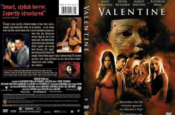 صورة رقم 4 - افلام رعب وأخرى رومانسية في عيد الحب (فالنتاين) في هوليود