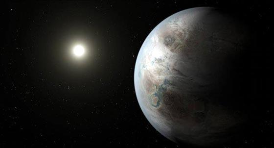 العثور على كوكب صخري هائل أسمه