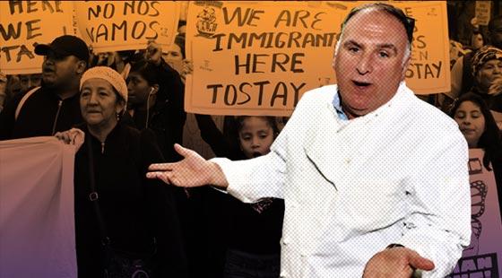 صورة رقم 8 -   مطاعم ومتاجر امريكا تغلق أبوابها اليوم تضامنًا مع المهاجرين