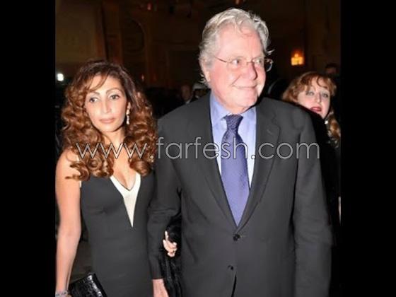 بعد ان فضحته: حسين فهمي يمنع زوجته السعودية من السفر! صورة رقم 2
