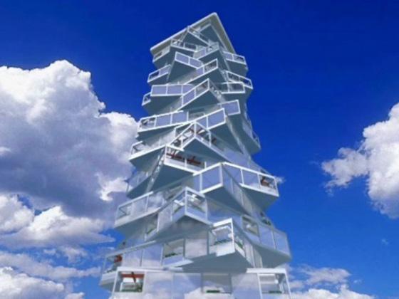 دبي تخطط لبناء اول ناطحة سحاب دوارة في العالم.. صور صورة رقم 1