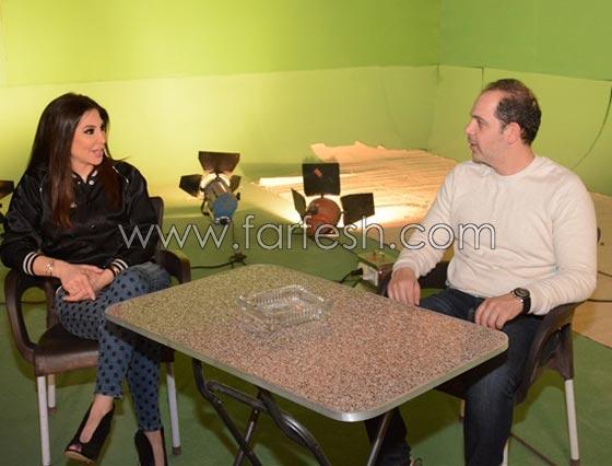 صورة رقم 1 -  لماذا رفض عادل امام ان يتصور مع النجمة اللبنانية اليسا؟