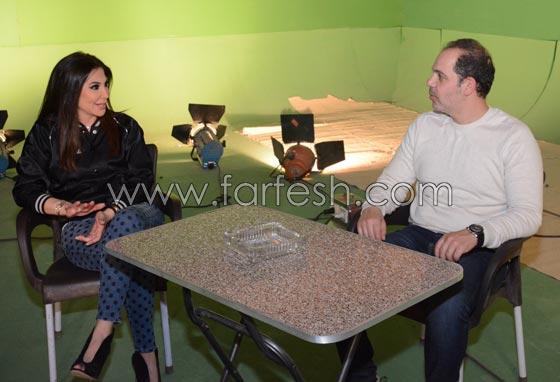 صورة رقم 2 -  لماذا رفض عادل امام ان يتصور مع النجمة اللبنانية اليسا؟