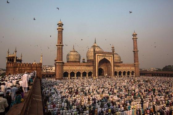 صورة رقم 11 - صور أكبر وأجمل 40 مسجدا في العالم الإسلامي