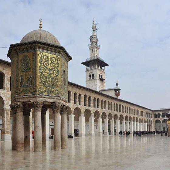 صورة رقم 16 - صور أكبر وأجمل 40 مسجدا في العالم الإسلامي