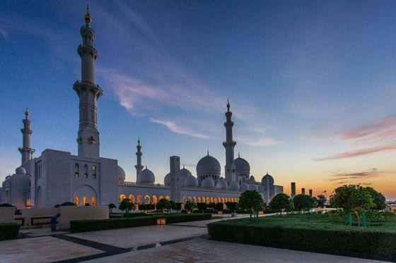 صورة رقم 21 - صور أكبر وأجمل 40 مسجدا في العالم الإسلامي