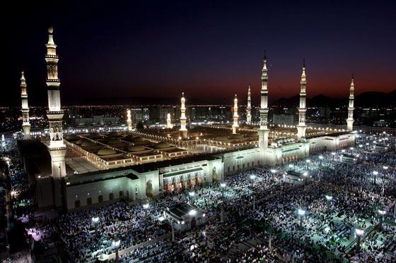 صورة رقم 22 - صور أكبر وأجمل 40 مسجدا في العالم الإسلامي