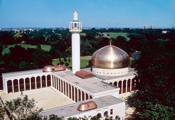 صورة رقم 24 - صور أكبر وأجمل 40 مسجدا في العالم الإسلامي