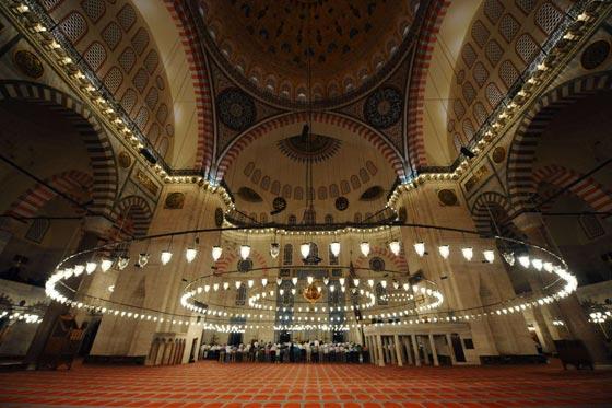 صورة رقم 3 - صور أكبر وأجمل 40 مسجدا في العالم الإسلامي