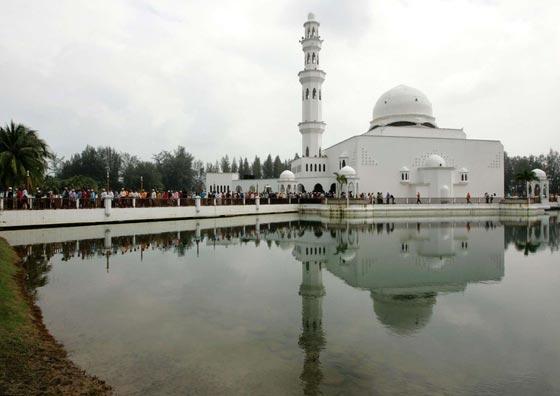 صورة رقم 36 - صور أكبر وأجمل 40 مسجدا في العالم الإسلامي