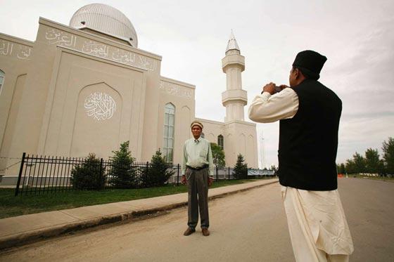 صورة رقم 39 - صور أكبر وأجمل 40 مسجدا في العالم الإسلامي
