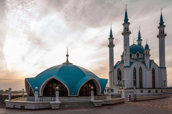 صورة رقم 6 - صور أكبر وأجمل 40 مسجدا في العالم الإسلامي