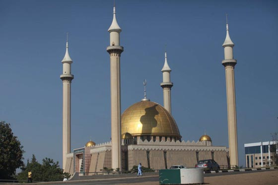 صورة رقم 7 - صور أكبر وأجمل 40 مسجدا في العالم الإسلامي