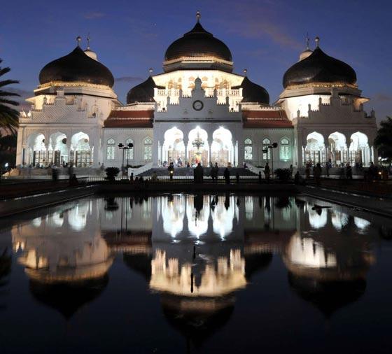 صورة رقم 8 - صور أكبر وأجمل 40 مسجدا في العالم الإسلامي