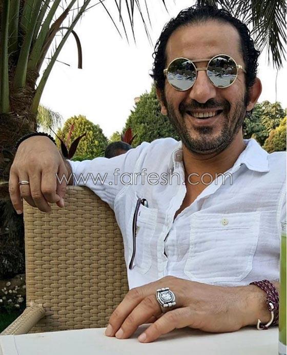 صورة رقم 11 - هل فعلا يغار احمد حلمي من (طرزان) المتسابق المصري في عرب غوت تالنت؟