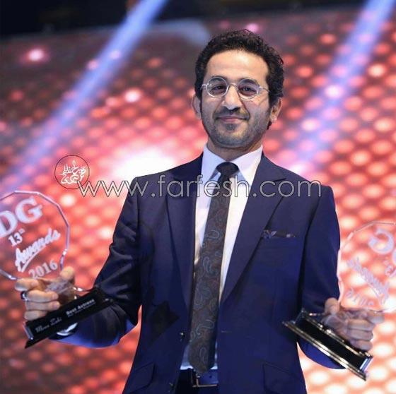 صورة رقم 15 - هل فعلا يغار احمد حلمي من (طرزان) المتسابق المصري في عرب غوت تالنت؟