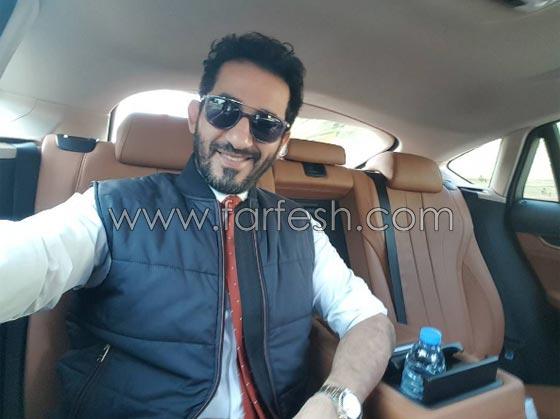 صورة رقم 16 - هل فعلا يغار احمد حلمي من (طرزان) المتسابق المصري في عرب غوت تالنت؟